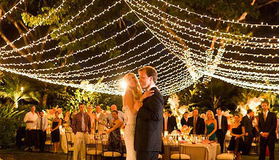 Wedding LED String Lights