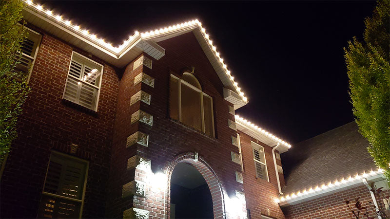 EverLights Classic - Warm White Permanent Christmas Lights