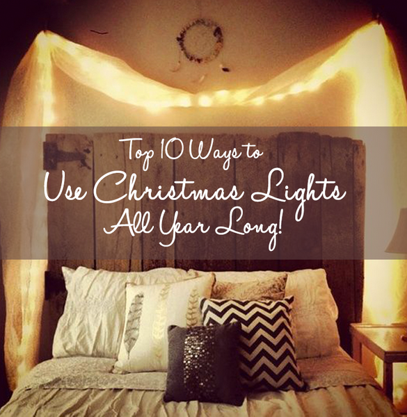 Led Christmas Lights For Room.Top 10 Ways To Use Led Christmas Lights All Year Long The