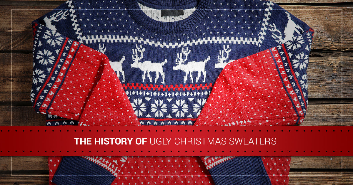 01a7bc6b7d2 LED Christmas Lights  The History of Ugly Christmas Sweaters