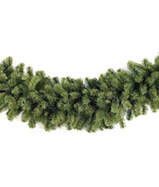 "9' x 14"" Sequoia Garland - Unlit"