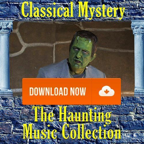 Haunting Music - Classical Mystery Halloween Music and Sound Effects