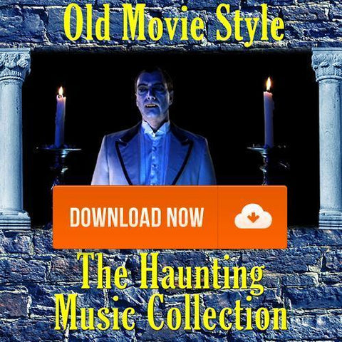 Haunting Music - Old Movie Style Halloween Music and Sound Effects