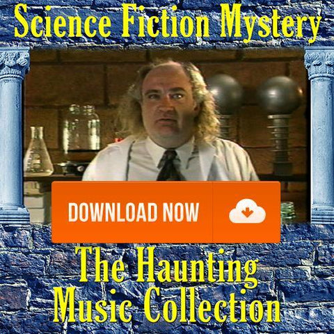 Haunting Music - Science Fiction Mystery Halloween Music and Sound Effects