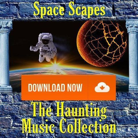 Haunting Music - Space Scapes Halloween Music and Sound Effects