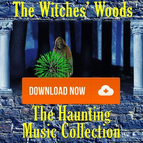 Haunting Music - The Witches Woods Halloween Music and Sound Effects