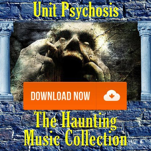 Haunting Music - Unit Psychosis Halloween Music and Sound Effects