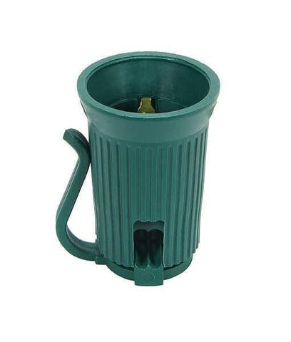 Replacement Sockets - C9 / E17, SPT1, Pack of 100 - Green