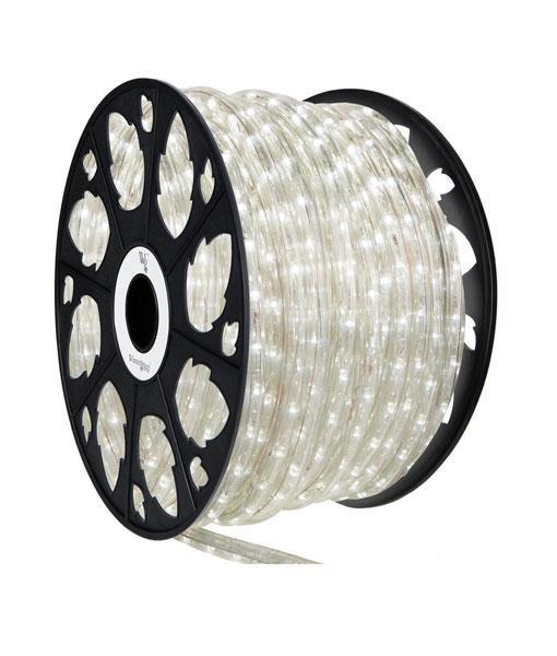 "Rope Light - Cool White -1/2"" LED - 150' Spool"