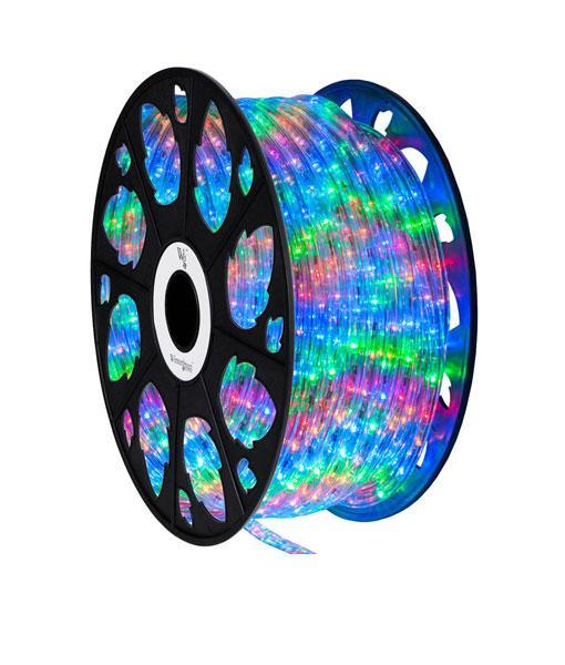 "Rope Light - Multicolor -1/2"" LED - 150' Spool"