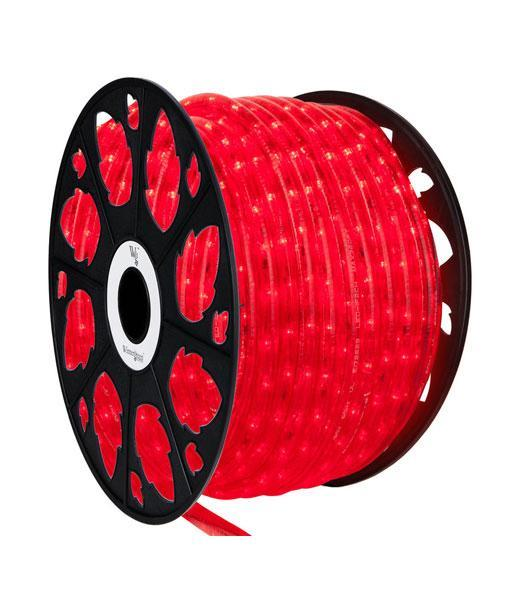 "Rope Light - Red -1/2"" LED - 150' Spool"