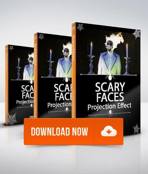 Scary Faces 2 - Project Effection - Digital Download