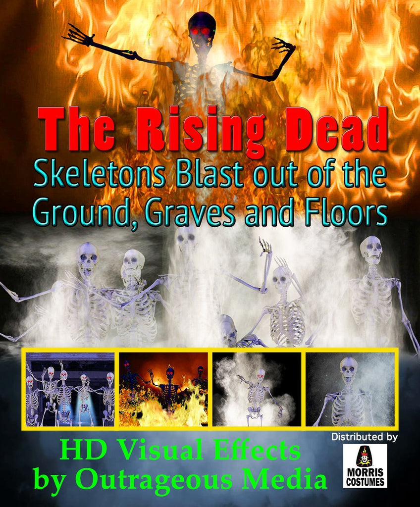 The Rising Dead - Projection Effect - USB Version