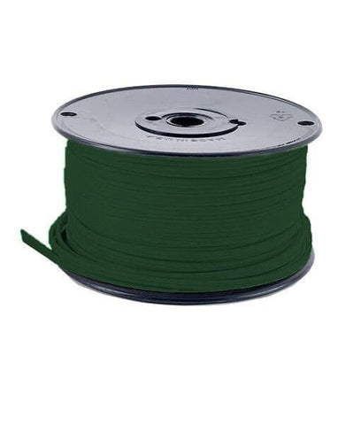 Wire - Zipcord 18 Gauge SPT1 - 500' - Green