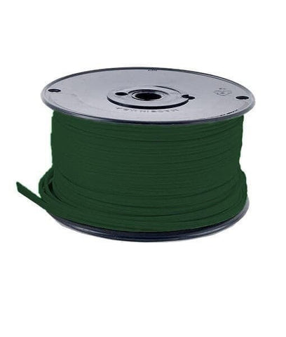 Wire - Zipcord 18 Gauge SPT2 - 500' - Green