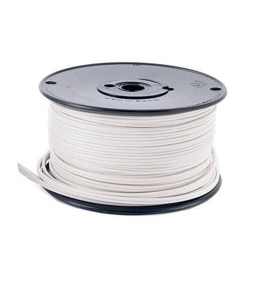 Wire - Zipcord 18 Gauge SPT2 - 500' - White