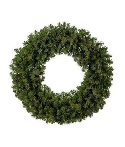 "Wreath - 24"" (2') Sequoia Wreath - Unlit"