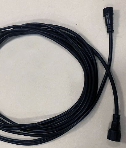 XConnect Extension - 3 Core - 1.5m/4.92' - Black Wire