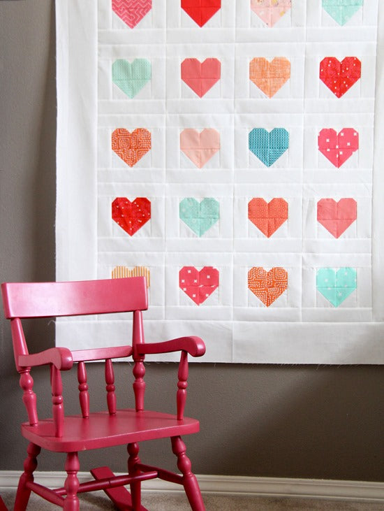 10 Valentines Day projects to Sew
