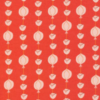 Lantern Love - Dragons & Lanterns - Kate Merritt - Cloud 9 Fabrics - Poplin