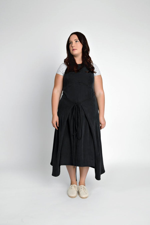Acton Dress Pattern - In The Folds