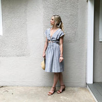 Dress . 47 Sewing Pattern - Cali Faye Collection