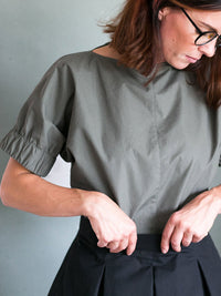 Cuff Top Pattern - The Assembly Line