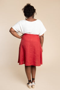 Fiore Skirt Pattern - Closet Core Patterns
