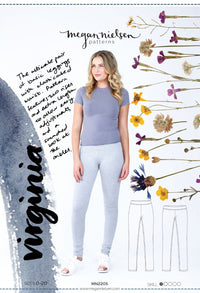 Virginia Leggings - Megan Nielsen Patterns - Sewing Pattern