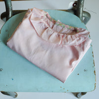 Electre Frilled Collard Blouse Sewing Pattern- Baby 1/4Y - Ikatee