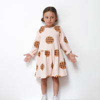 Helsinki Dress Sewing Pattern- Girl 3/12Y - Ikatee