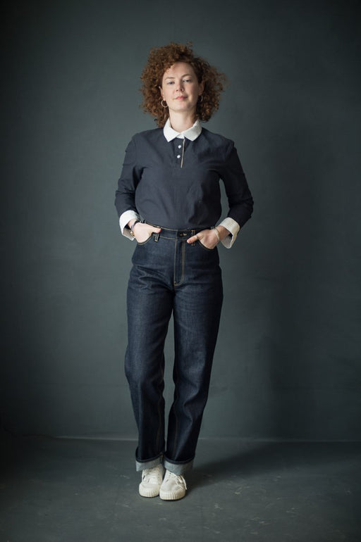 The Heroine Jeans Womens Pattern - Merchant & Mills