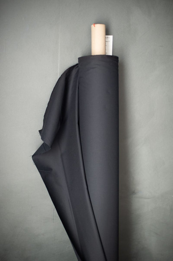 Barrier Lining (for Oilskin) - Black - Merchant & Mills