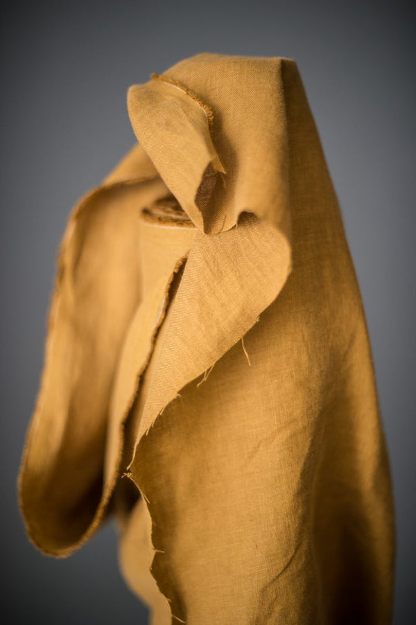 Linen 185gsm - Ginger - European Import - Merchant & Mills