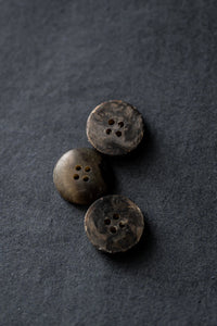 Moorland - Recycled Resin Button - Merchant & Mills - 20mm