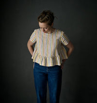 The Florence Top + Dress Pattern - Merchant & Mills
