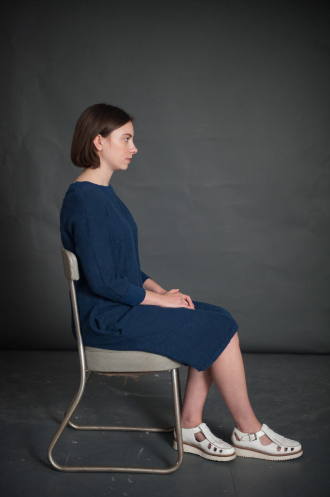 The Fielder Dress/Top Womens Pattern - Merchant & Mills
