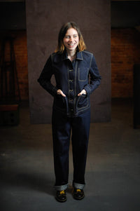 The Ottoline Jacket Womens Pattern - Merchant & Mills