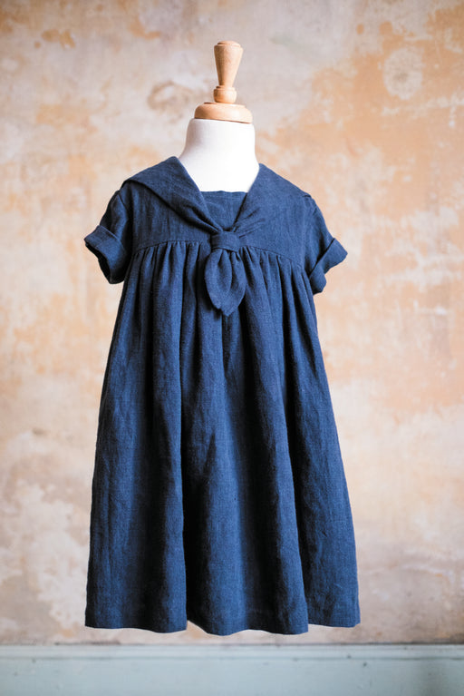 The Skipper Dress (Kids / 3-8 yrs) Pattern - Merchant & Mills