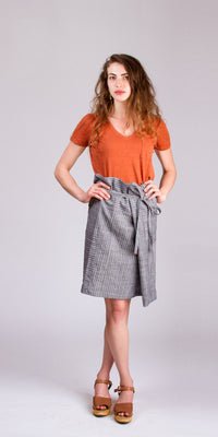 The Nehalem Pant and Skirt Sewing Pattern - Sew House Seven