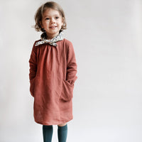 Baby + Child Smock Top + Dress - Wiksten - Sewing Pattern