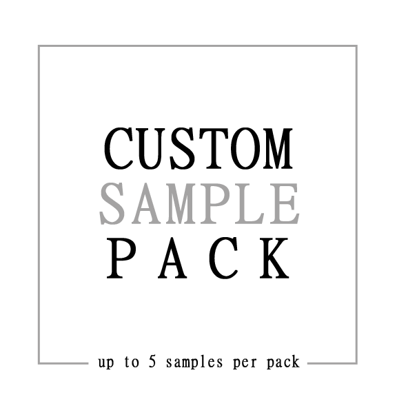 Sample Swatch Pack (Custom)