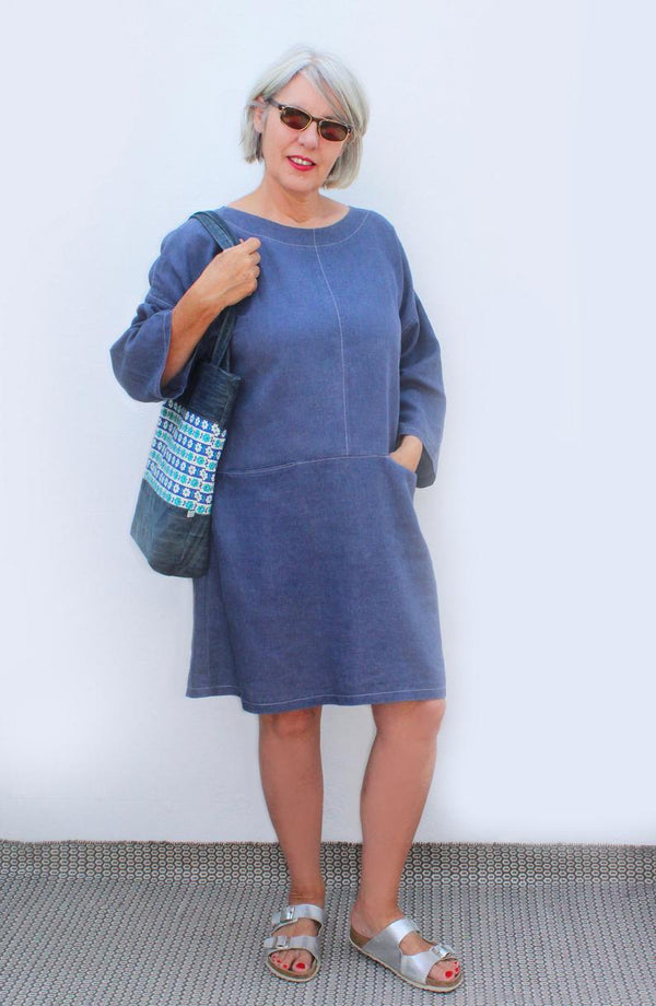 Edith Tunic Pattern - SewGirl UK