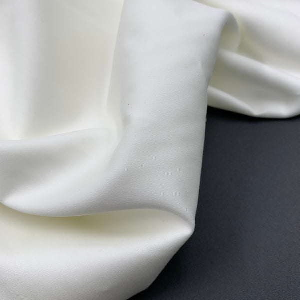 Organic Cotton Sheeting / Sateen- extra wide