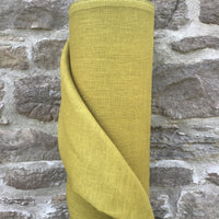 Linen 245gsm - Moss Green - European Import - Simplifi Fabric