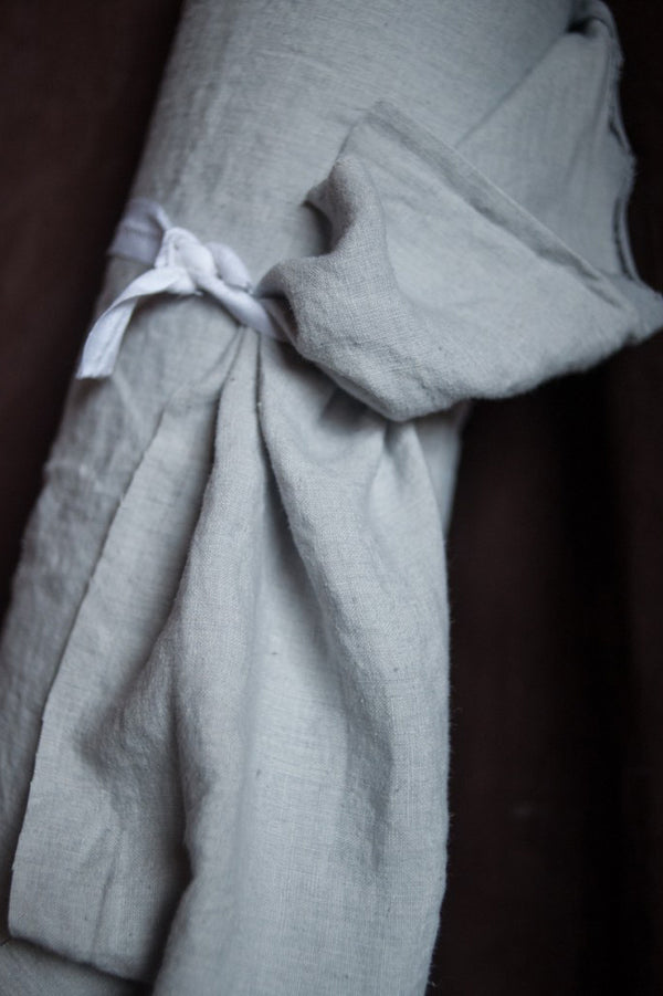 Linen 185gsm - Polar Grey - European Import - Merchant & Mills