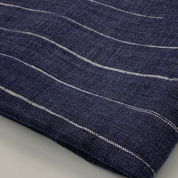 Linen - Simplifi Business Class Collection - Navy Color 2