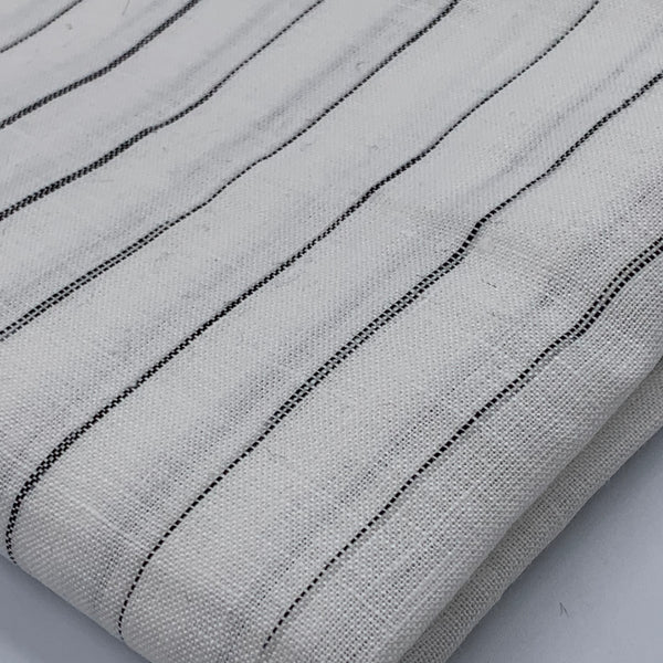Linen - Simplifi Business Class Collection - White/Black Color 4