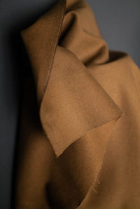 12oz Organic Cotton Twill - Stanley Tan - Merchant & Mills