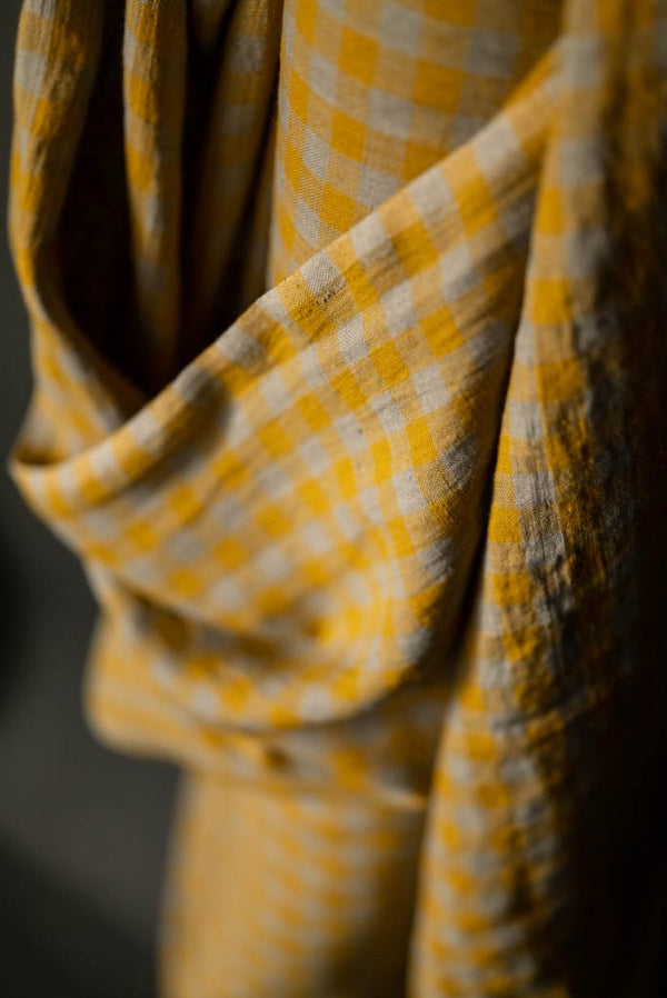Tangerine Dreams Linen - European Import - Merchant & Mills